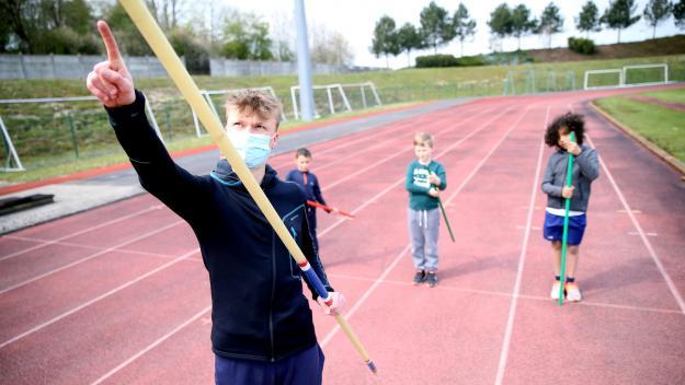 En athlétisme, le Stade saint-quentinois propose des stages découverte pour recruter de nouveaux licenciés.