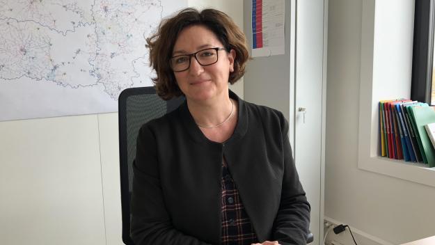 Véronique Pauly, directrice régionale d'Enedis : «87% des clients équipés sont content de leur compteur».