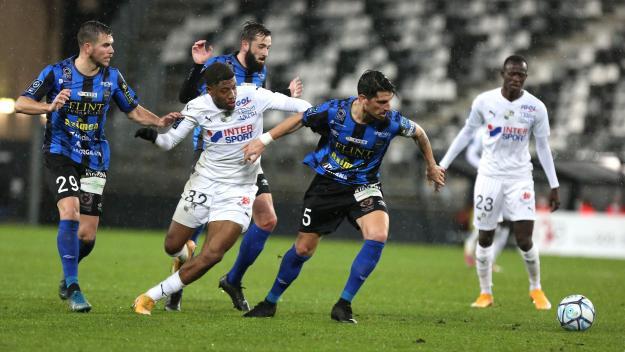 Au match aller, le derby picard s'était achevé sur un score de parité (1-1) à la Licorne.