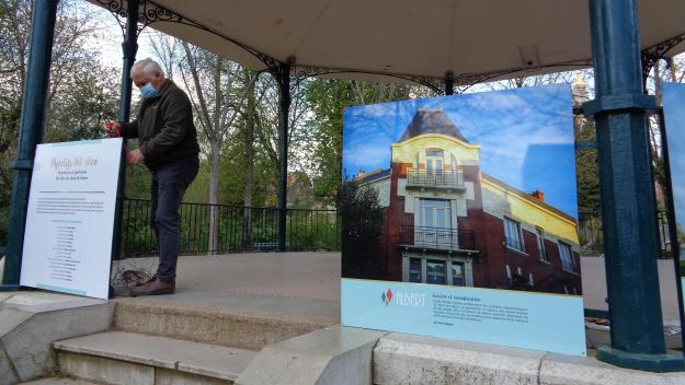 L'exposition est visible jusqu'au 28 avril.