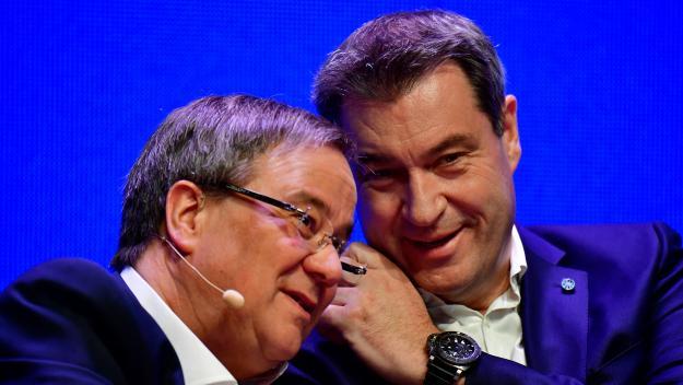 Les deux candidats s'affrontent. (photo AFP)