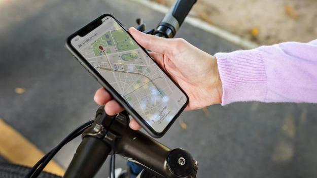 L'application Dansmonrayon.fr permet de tracer un itinéraire jusqu'à trois heures de balade (en moyenne !), tout en respectant le rayon de 10 kilomètres imposé par le confinement en France
