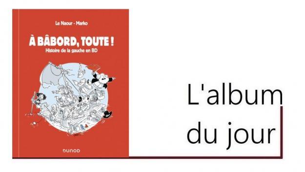 BD_l'album du jour_a babord